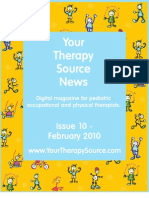Your Therapy Source February 2010
