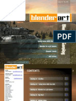 BlenderArt Magazine - 26 - Blender & Gaming