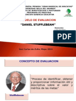 Modelo de Evaluacion Stufflebean