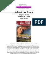 Diana Palmer - Adeus Ao Amor