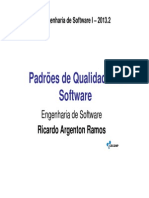 Padroes Qualidade Software