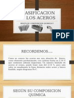 Presentacion Clasificacion de Los Aceros