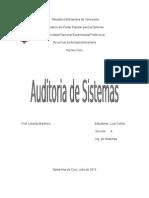 Glosario Auditoria
