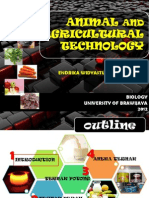 8 Animal and Agricultural Technology 1