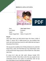 Biodata Gita Gutawa