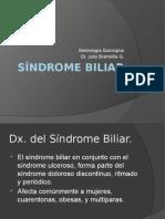 Sindrome Biliar