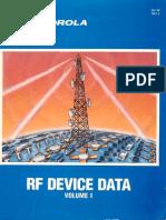 RF Device Data