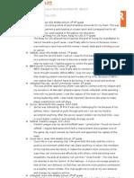 pediatrician resume 2013