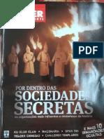 Por Dentro Das Sociedades Secretas - Dossiê Super Interessante Especial