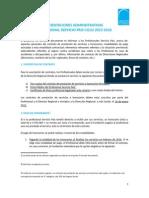 Orientaciones Administrativas Profesional SP 2015-2016