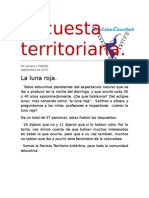La Luna Roja. Revista Territorio Antártico