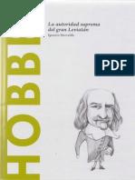 Iturralde Ignacio Hobbes La Autoridad Suprema Del Gran Leviatan
