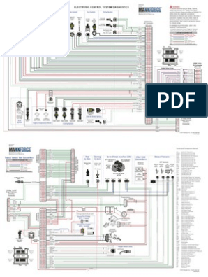 Heavy Equipment, Parts & Attachments 9 MaxxForce DT 15 EPA10 ...