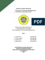 Proposal Magang PGN