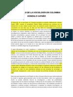 Sociologia Colombiana