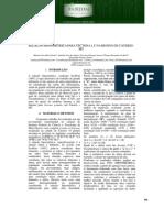 Artigo Relação Hipsométrica
