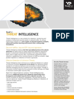 Threat Intelligence Info
