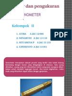 KELOMPOK 2 (SONOMETER)
