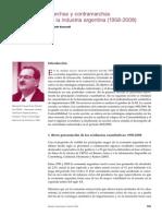 Marchas y contramarchas de la industria Argentina