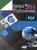 Laporan Tahunan PPKLP BIG 2014