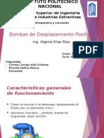 Bombas de Desplazamiento Positivo 21