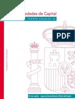 Ley de España-Sociedades de Capital