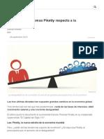 ¿Se Equivoca Thomas Piketty Respecto a La Desigualdad_ - BBC Mundo