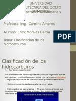 CLASIFICACION DE LOS HIDROCARBUROS.pptx