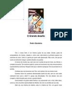 Pedro Bandeira - O Grande Desafio