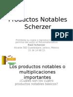 ANEXO Productos Notables