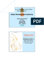 UDA Building and Planning Regulations