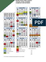 mdcps calendar