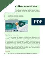 Diseño y Tipos de Controles Imagenes y Links