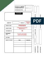 FKB20203 Homework Assignment 1 Sept14