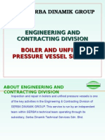 SBD Capabilities in Boiler