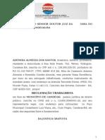 Ademira Almeida Dos Santos - Fgts