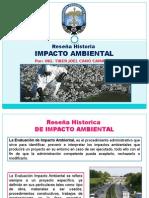 Clase N° 4-B, Reseña Historia Impacto Ambiental y otros 2014