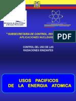 Energia Atomica en El Ecuador
