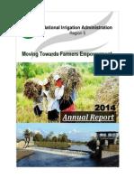 NIA Region 5 Annual Report CY 2014