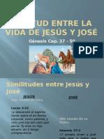 Vida de José (Similitud Entre Jesús y José)