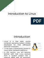 Introduccion a Linux