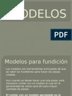 Modelos moldes