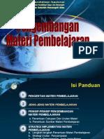 9panduan-pengembangan-materi-pembelajaran18022008.ppt