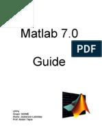 Matlab GUI