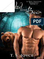 Devoted to the Bear - (Bear Valley Shifters 2) - T.S. Joyce