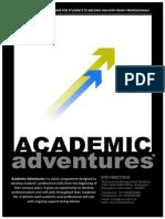 Academic Adventures