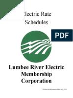 Lumbee River Elec Member Corp