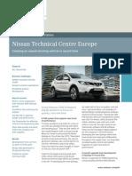 Siemens PLM Nissan Technical Centre Europe Cs Z5