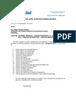 Cartas Mensuales Informe Del Centro Medico Lircay