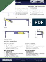 Belt Conveyor manufacturers | Ultimation Industries